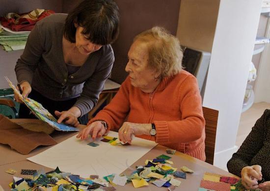 communiquer maladie Alzheimer