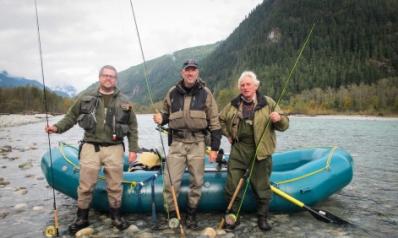Pêche de loisir : 5 bonnes raisons de s'y mettre !