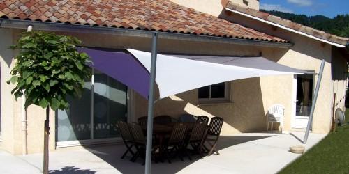 Comment abriter la terrasse du soleil ?