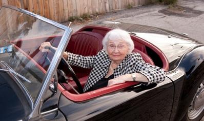 Seniors : adaptez votre conduite