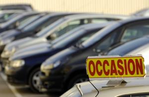©PHOTOPQR/LA PROVENCE/PENNANT Franck - Illustration sur la vente de voitures d'occasion