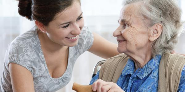 Auxiliaire de vie senior